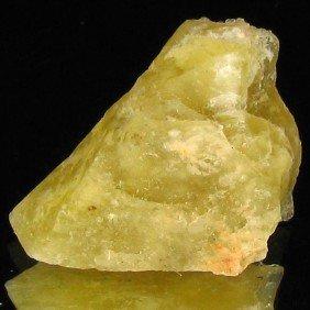 15.68ct Natural Amber Chunk