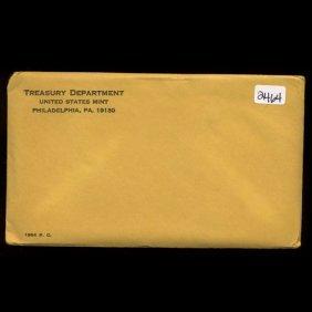 1964 RARE Unopened Envelope Proof Set