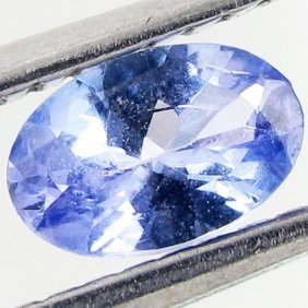 0.4ct Top Color Tanzanite Oval