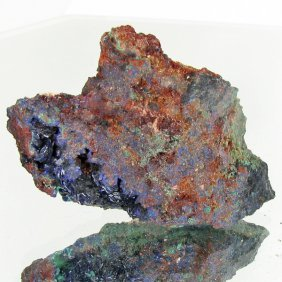 215ct Azurite Crystal Cluster