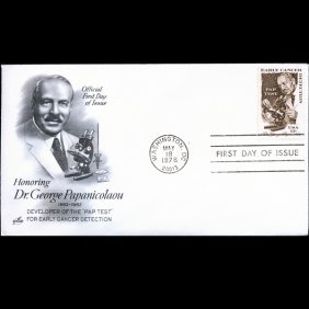 1978 US First Day Postal Cover
