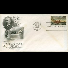 1962 US First Day Postal Cover
