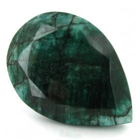 810ct South American Emerald Pear