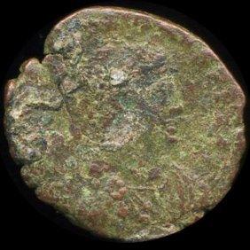 300ad Roman Bronze Coin Higher Grade