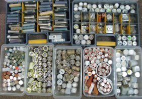 2007 Linc 1c Bu Scarce Unopened Bank Roll 50 Gems