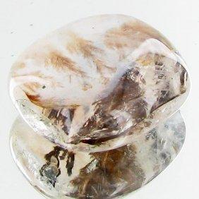 25.65ct Dendrite Opal Cabochon