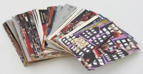50 Piece Unsearched Hi Grade Basketball Card Lot