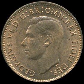 1951 Britian 1/4p Ms66