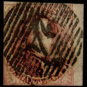 1861 Belgium 40c Used Stamp