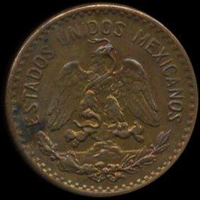 1941 Mexico 1c Ms64+