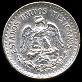 1919 Mexico 10c Ms63+