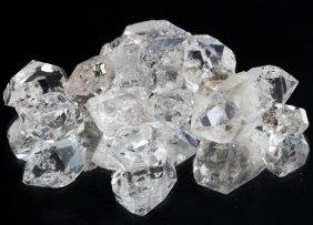103.65ct Crystal Parcel Ny Herkimer Diamond Hi Grade