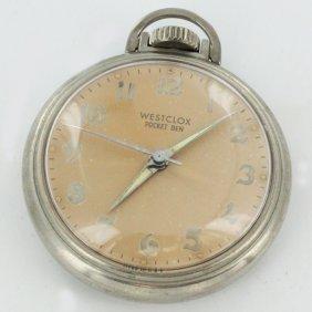 Westclox Pocket Ben Pocket Watch