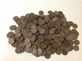 380 Indian Head Pennies Fresh From Estate