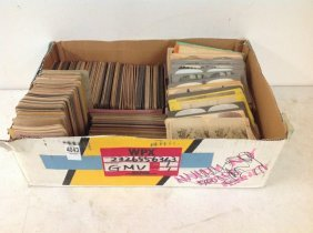 Lot Of 700 Real Photo Stereoviews, Miscellaneous