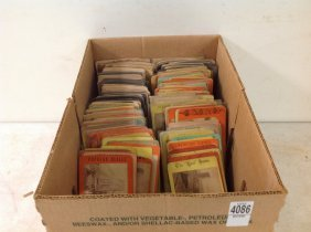 Lot Of 278 Stereoviews Of New York City, All Real