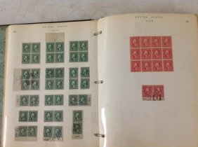 Collection Of Farley Issues Of 1935, Early
