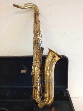 Indiana Music Co. Tenor Saxophone Serial # 39966
