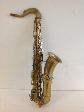 York & Sons Alto Saxophone Serial # 64658