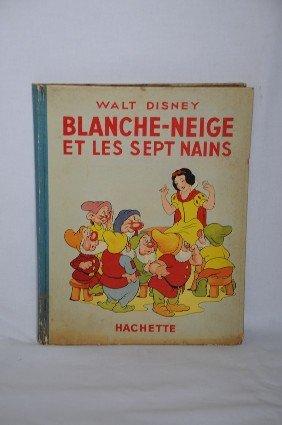 DISNEY, Walt  - Blanche Neige Et Les Sept Nains.