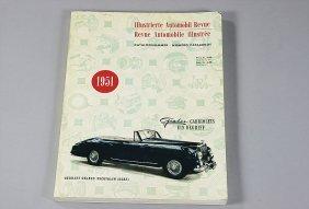 Illustrierte Automobil Revue, Catalog No. 1951, Ver