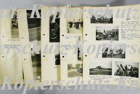 AUTOBAHNSPINNE HELLERAU 1951 Mixed Lot Of 23 Origin