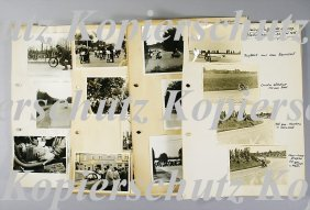 Mixed Lot Of Motorbike Racing Photos, All In All 27