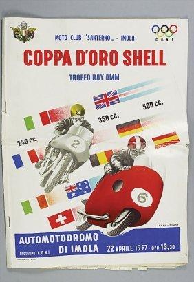 Program Coppa D�Oro Shell 250/350/500 Ccm, Autodrom
