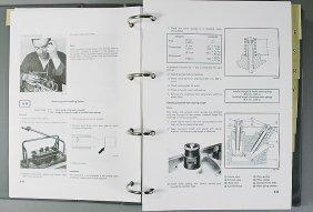 PORSCHE Factory Reprint Workshop Manual Type 356 B/