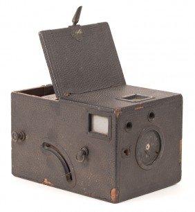 Adlake Magazine Plate Box Camera