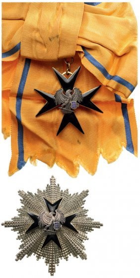 Order Of The Cross Of The Eagle