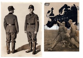 A Lot Of 3 Original Press Photos: