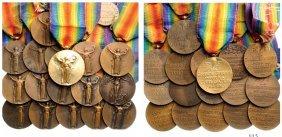 Breast Badges, Bronze
