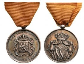 Medal For Loyal Service In The Royal Navy
