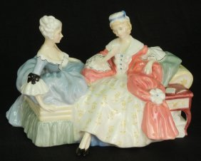 "Royal Doulton Figurine ""The Love Letter"" HN 2149, 5"