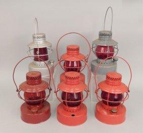 Six Handlan Lanterns
