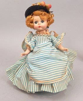 1950's Madame Alexander Southern Belle Doll