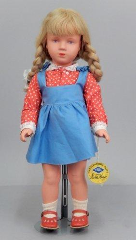 Kathe Kruse Celluloid Doll