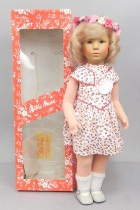 Kathe Kruse Doll In Original Box