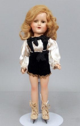 Madame Alexander Sonja Henie Composition Doll