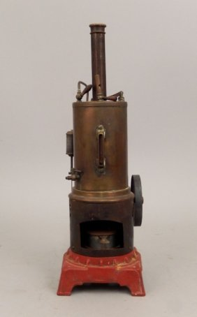 Doll Et Cie Vertical Steam Engine