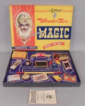 Royal Wonder Box Of Magic