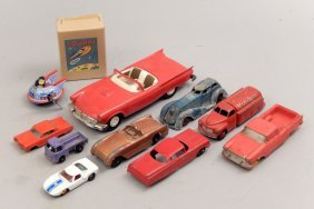 Grouping Of Diecast Toy Cars