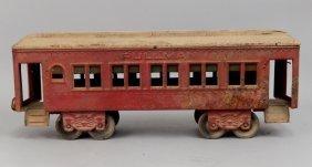 Cor-cor Pullman Pressed Steel Train