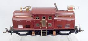 Lionel O Gauge No. 252 Loco And Passenger Cars