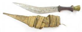 A Danakil Gile Dagger