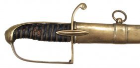 A Napoleonic Light Cavalry Officer€™s Saber