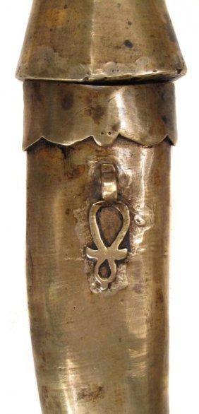 A Rare Greek Dagger