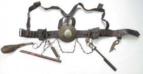 An Afghan Musketeer€™s Belt