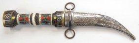 A Syrian Khanjar Dagger